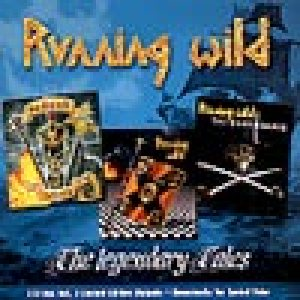 Running Wild - Legendary Tales cover art