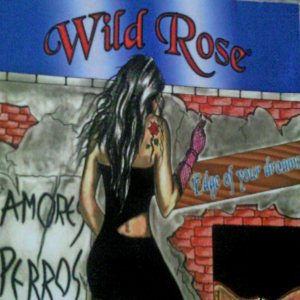 Wild Rose - Edge of your dreams cover art