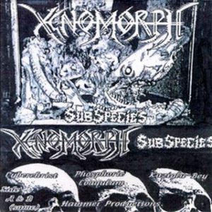 Xenomorph - Subspecies cover art
