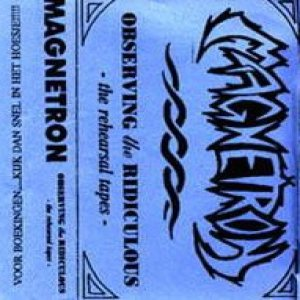 Magnetron - Observing the Ridiculous cover art
