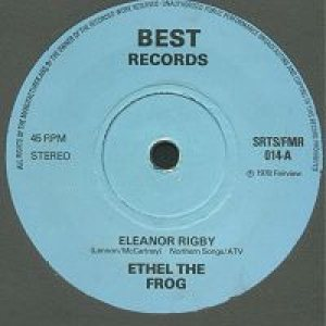 Ethel the Frog - Eleanor Rigby cover art