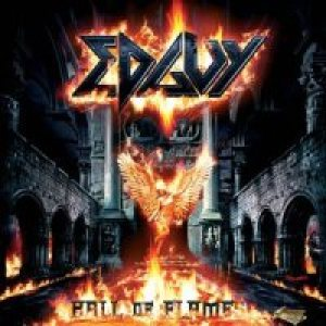 Edguy - Hall of Flames cover art