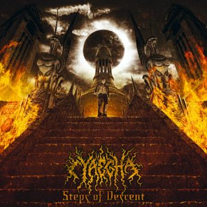 Cyaegha - Steps of Descent cover art