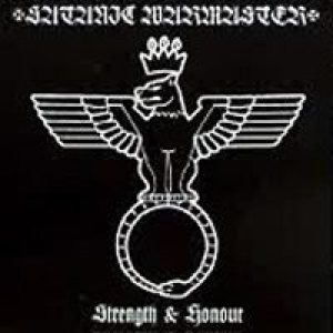 Satanic Warmaster - Strength and Honour cover art