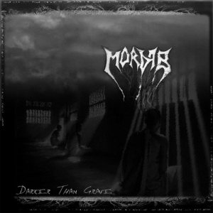 Mordab - Darker than Grave cover art