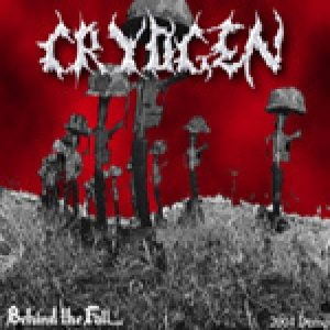 Cryogen - Behind the Fall cover art