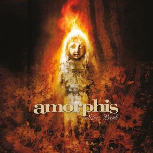 Amorphis - Silver Bride cover art