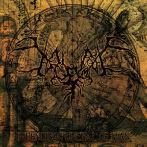 Begrime Exemious - Impending Funeral of Man cover art