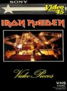 Iron Maiden - Video Pieces cover art