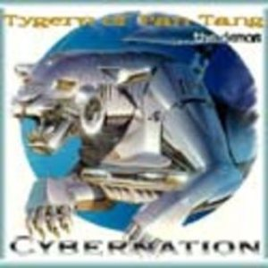 Tygers Of Pan Tang - Cybernation cover art