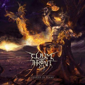 Claim the Throne - Forged in Flame cover art