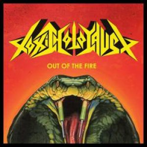 Toxic Holocaust - Out of the Fire cover art