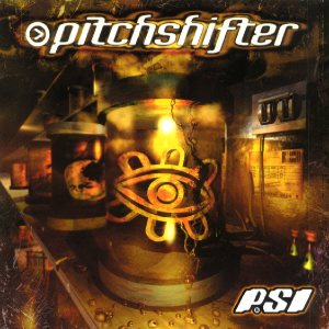 Pitchshifter - PSI cover art