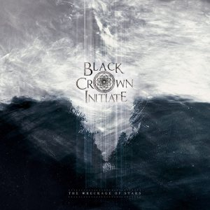 Black Crown Initiate - The Wreckage of Stars cover art
