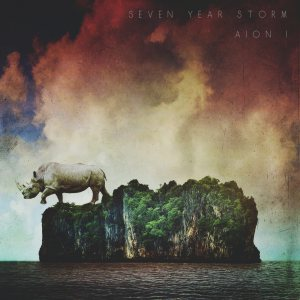 Seven Year Storm - Aion I cover art