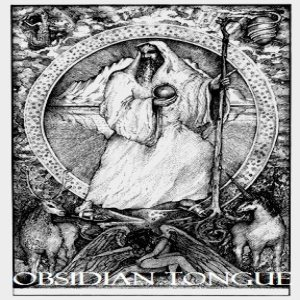 Obsidian Tongue - 2010 Demo Tape cover art