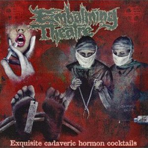 Embalming Theatre - Exquisite Cadaveric Hormon Cocktails cover art