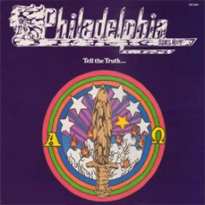 Philadelphia - Tell the Truth cover art