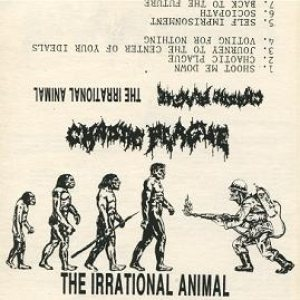 Chaotic Plague - The Irrational Animal cover art