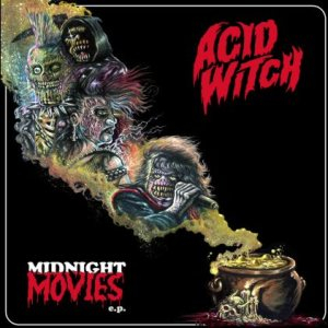 Acid Witch - Midnight Movies cover art