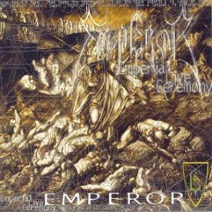 Emperor - Emperial Live Ceremony cover art