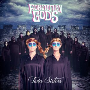 Forgotten Gods - Twin Sisters cover art