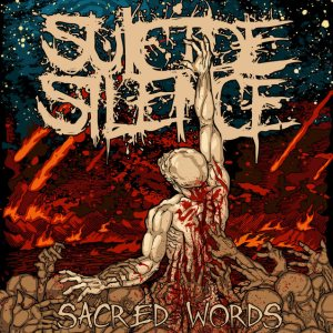 Suicide Silence - Sacred Words cover art