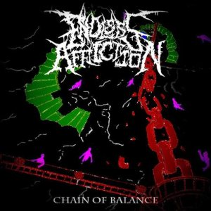 Endless Affliction - Chain of Balance cover art