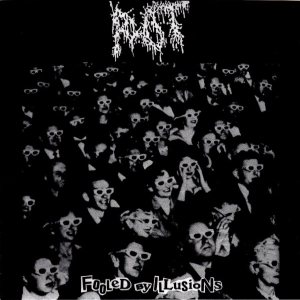 Rot / Entrails Massacre - Fooled by Illusions / Die Nacht cover art