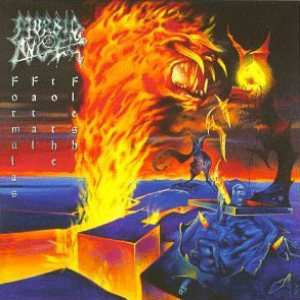 Morbid Angel - Formulas Fatal to the Flesh cover art