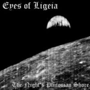 Eyes of Ligeia - The Night's Plutonian Shore cover art