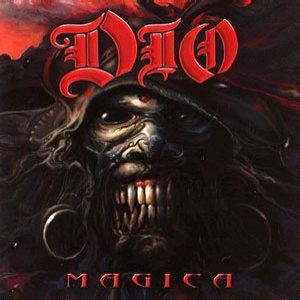 Dio - Magica cover art