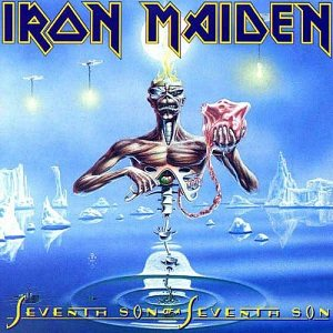 Iron Maiden - Seventh Son of a Seventh Son cover art