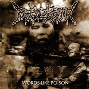 Perversity - Words Like Poison cover art