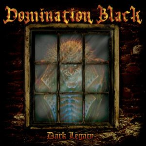 Domination Black - Dark Legacy cover art