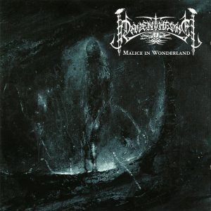 Raventhrone - Malice in Wonderland cover art