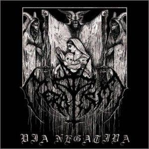 Teratism - Via Negativia cover art