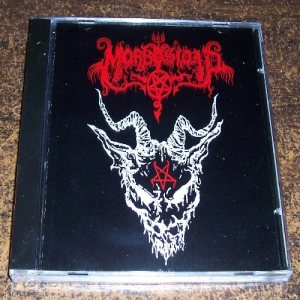 Morbosidad - Morboso Metal cover art
