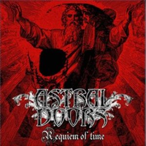Astral Doors - Requiem of Time cover art