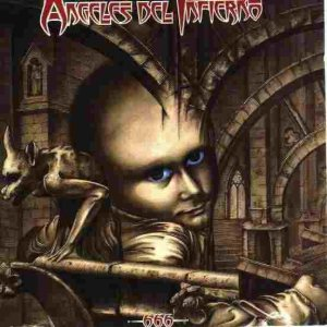 Angeles del Infierno - 666 cover art