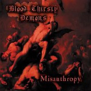 Blood Thirsty Demons - Misanthropy cover art