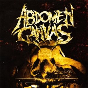 Abdomen Canvas - Abdomen Canvas cover art