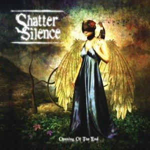 Shatter Silence - Opening of the End cover art