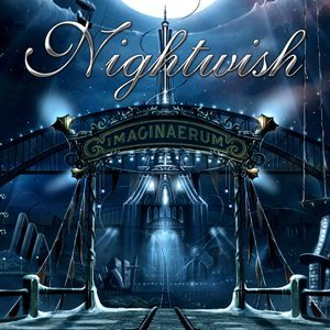 Nightwish - Imaginaerum cover art
