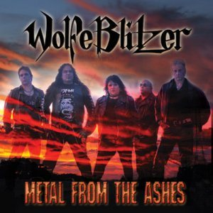 WolfeBlitzer - Metal From the Ashes cover art