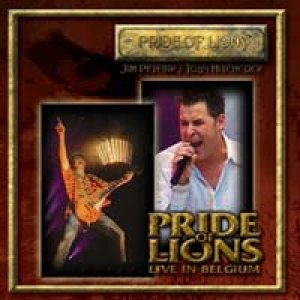 Pride Of Lions - Live in Belgium cover art