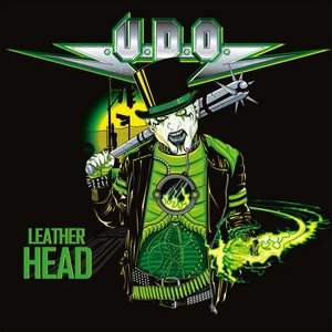 U.D.O. - Leatherhead cover art