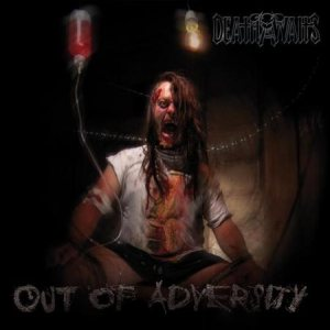 Deathawaits - Out of Adversity cover art