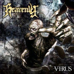 Heavenly - Virus cover art