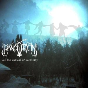 Panopticon - ...On the Subject of Mortality cover art